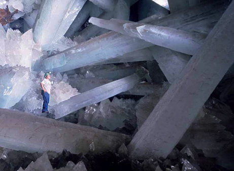 slam poetry, cave of the crystals, mexico