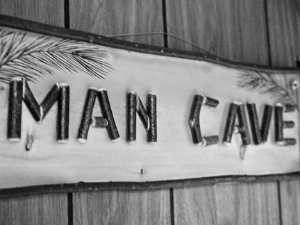 ideas for man cave